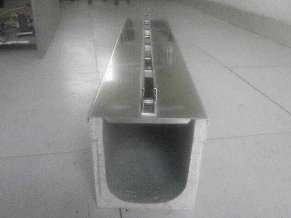 树脂排水沟在使用中的表现