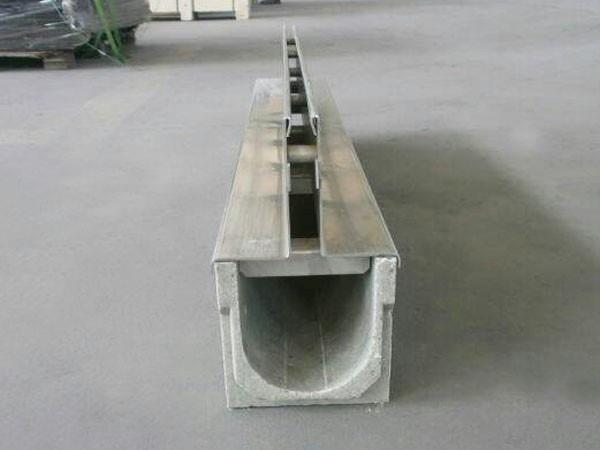 简析树脂排水沟的主要使用场所